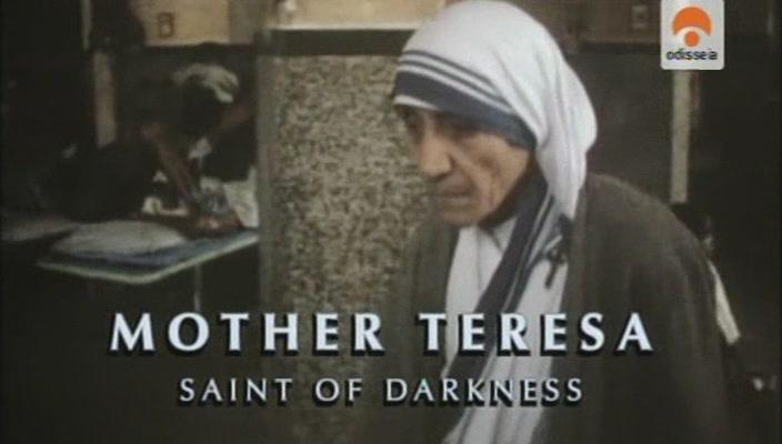 Teresa de calcuta madre del infierno